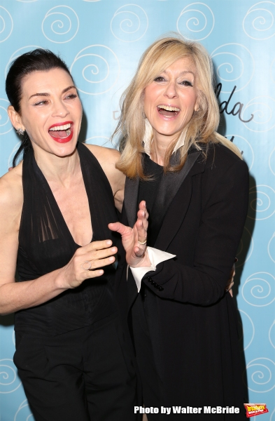 Julianna Margulies and Judith Light