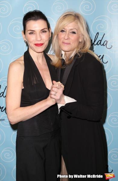 Juliana Margulies and Judith Light