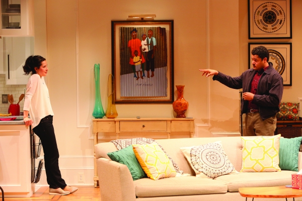 Photo Flash: First Look at YOUR BLUES AIN'T SWEET LIKE MINE at Two River Theater