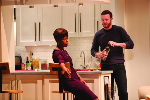 Roslyn Ruff (Janeece) and Andrew Hovelson (Randall)