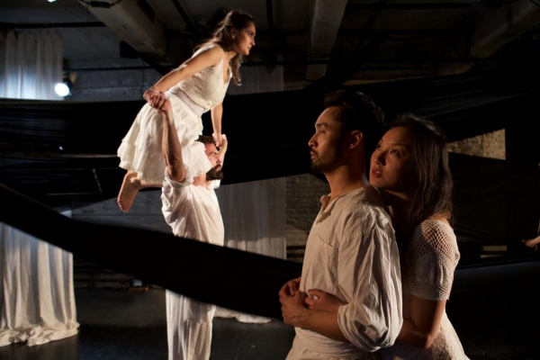 Photo Flash: Blessed Unrest's DORUNTINE with Teatri ODA Opens Tonight