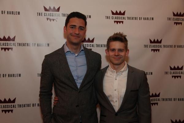 Scott Bixby and Andrew Keenan-Bolger