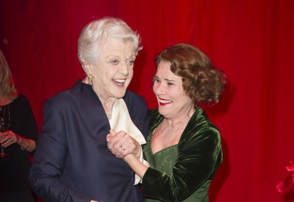 Angela Lansbury and Imelda Staunton