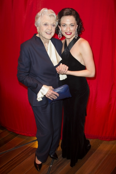 Angela Lansbury and Lara Pulver