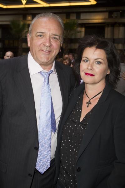 John Bowe and Emma Harbour  Photo