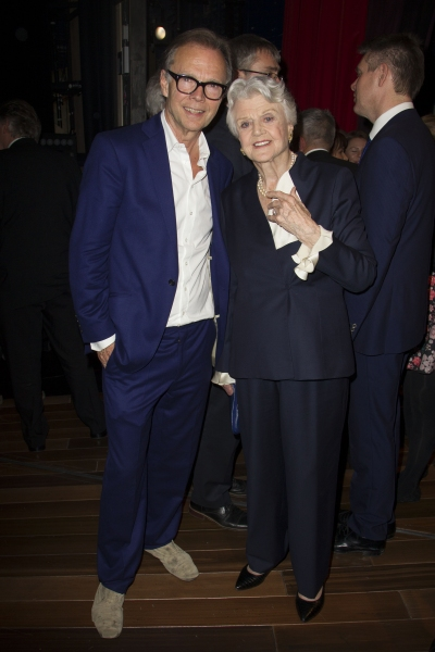 Jonathan Kent and Angela Lansbury