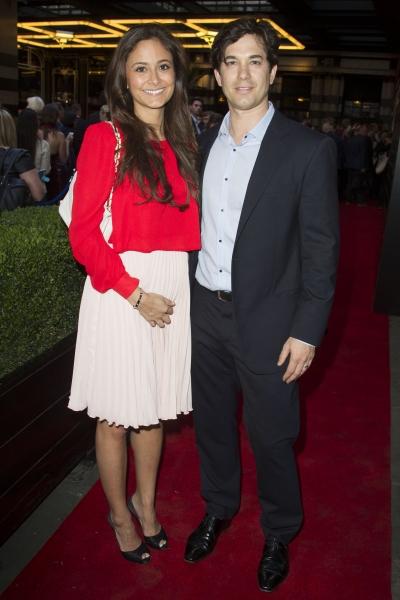 Nathalia Garcia and Adam Garcia