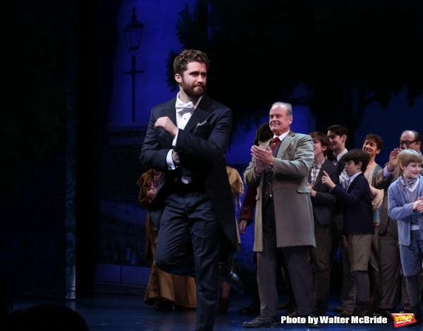 Photo Coverage: They Own the Night- FINDING NEVERLAND Cast Takes Opening Night Bows!