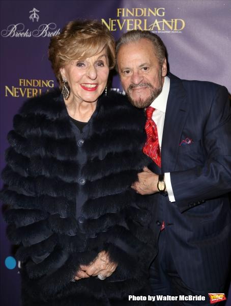Fran Weissler and Barry Weissler  Photo