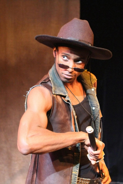 Photo Flash: First Look at Vampire Cowboys' SIX ROUNDS OF VENGEANCE at New Ohio Theatre