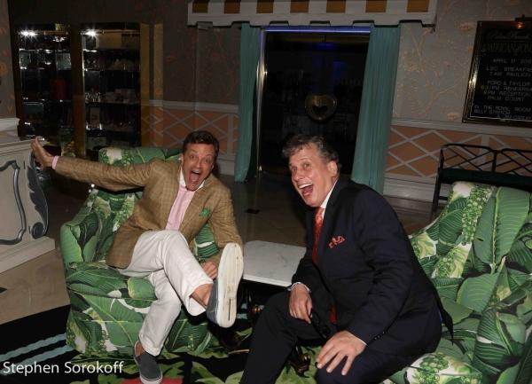Jim Caruso & BIlly Stritch