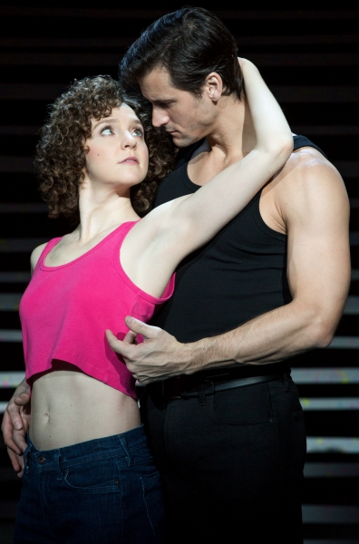 Photo Flash: First Look at Gillian Abbott in DIRTY DANCING National Tour