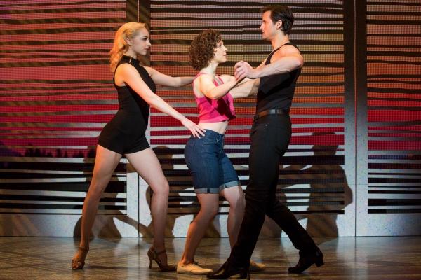 Jenny Winton, Gillian Abbott and Samuel Pergande