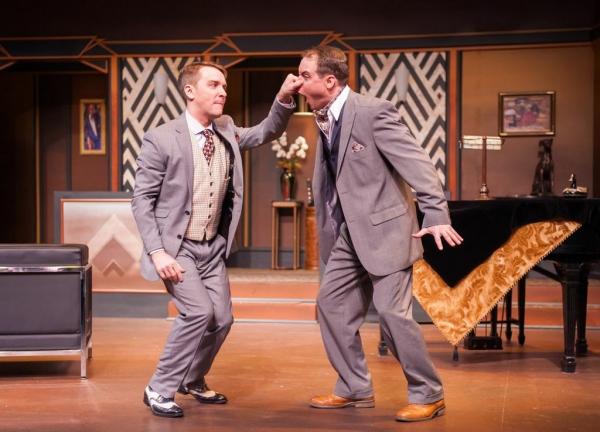 Chris Klopatek as Bertie & Chase Stoeger as Binky Photo