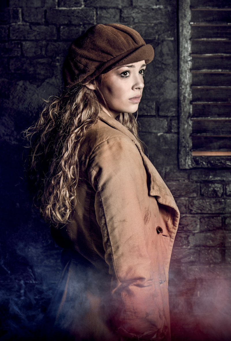 Photo Flash: West End's LES MISERABLES Debuts 30th Anniversary Postcards
