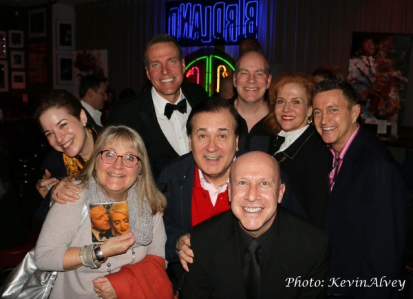 Celia Berk, Debbi Whiting, Todd Murray, Lee Roy Reams, Kevin Dozier, Alex Rybeck, Anna Bergman and Jeff Harnar