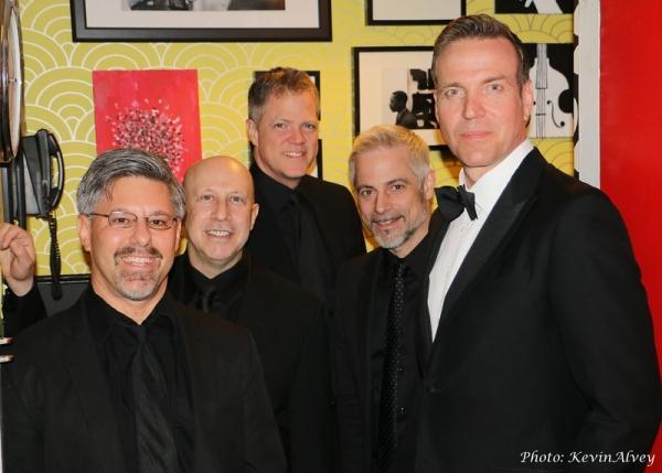 Dan Gross, Alex Rybeck, Steve Doyle, Sean Harkness and Todd Murray