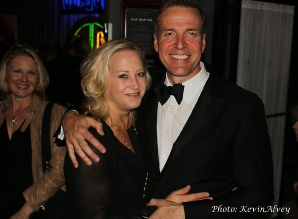 Sally Wilfert and Todd Murray