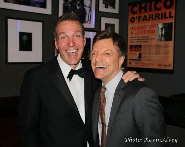Todd Murray and Jim Caruso