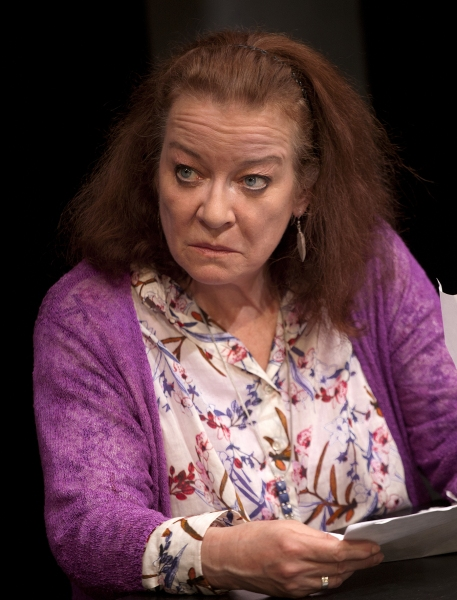 Clare Higgins as Verity Stokes Photo