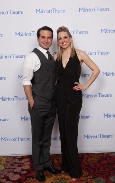 Jameson Cooper and Stephanie Binetti