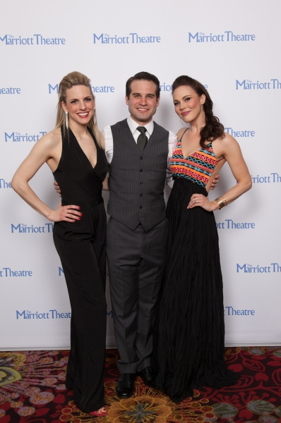 Stephanie Binetti, Jameson Cooper and Summer Naomi Smart