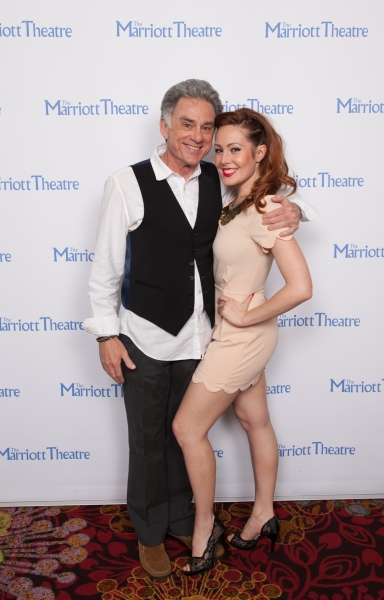 Gene Weygandt and Alexandra Palkovic