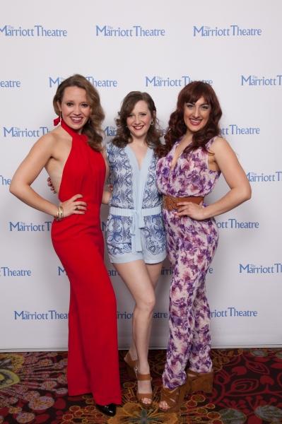 Katie Johannigman, Annie Joermel and Adrienne Storrs