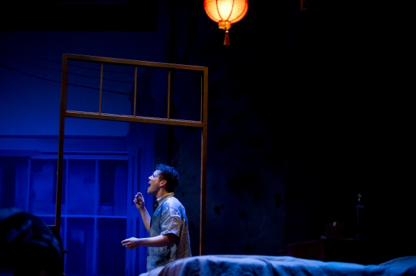 Photo Flash: First Look at Conservatory Theatre's A STREETCAR NAMED DESIRE
