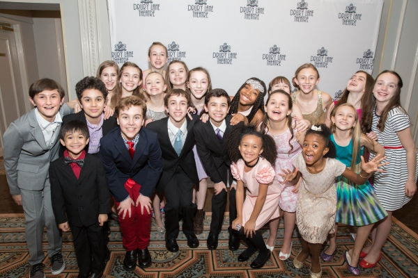 Cast of BILLY ELLIOT
