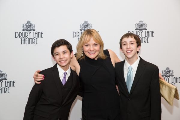 Nicolas Dantes, Susie McMonagle, Kyle Halford Photo