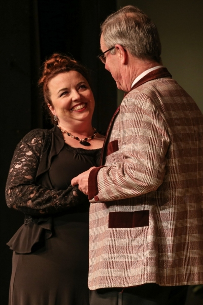 Photo Flash: First Look at Tacoma Little Theatre's THE FOX ON THE FAIRWAY
