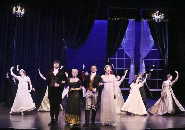 Photos: First Look- La Mirada Theatre's JANE AUSTEN'S PRIDE AND PREJUDICE A MUSICAL