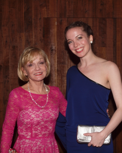 Executive Producer Cathy Rigby and Patricia Noonoa