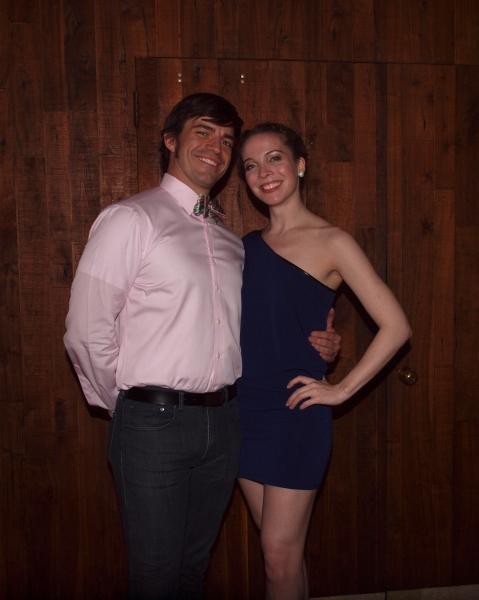 Brandon Andrus and Patricia Noonan