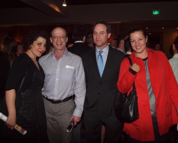 Julie Garnye, Steven Hack, Brian Kite, and Miura Smith Kite