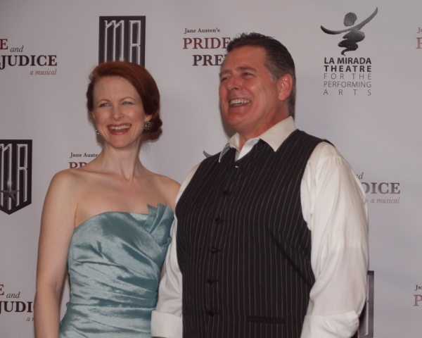 Jill Van Velzer and Gregory North