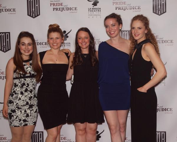 Arielle Fishman, Katharine McDonough, Kimberly Hessler, Patricia Noonan, and Samantha Eggers