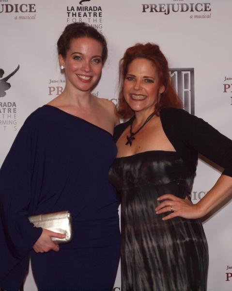 Patricia Noonan and Bets Malone