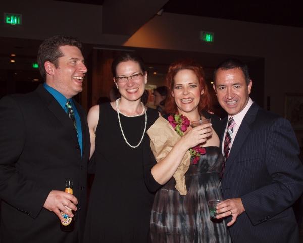 Lindsay Warren Baker, Bets Malone, and Steven Glaudini