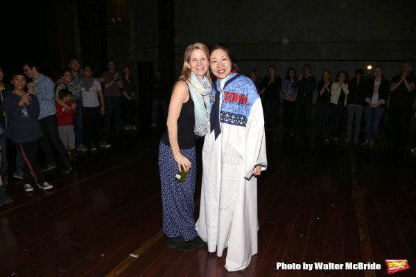 Exclusive Photo Coverage: Inside THE KING AND I's Gypsy Robe Ceremony!