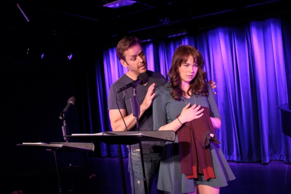 Scott Guthrie and Stacie Bono