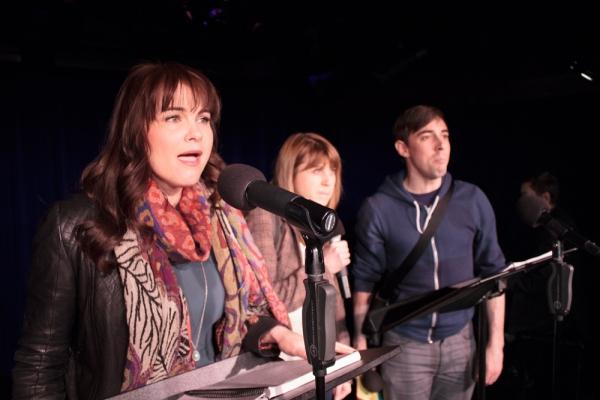 Stacie Bono, Natalie Neckyfarow and Eric Shorey