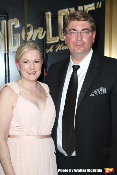 Kathleen Marshall and Scott Landis  Photo