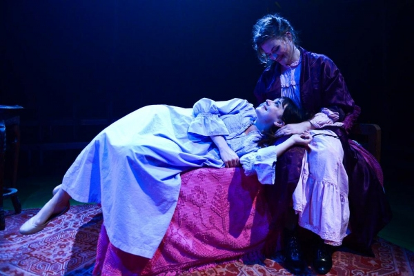 Photo Flash: First Look at The Hypocrites' THREE SISTERS at The Den Theatre