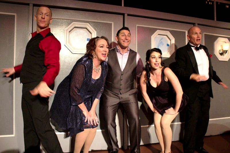 BWW Review: Sondheim's Storytelling Shines in Winter Park Playhouse's PUTTING IT TOGETHER