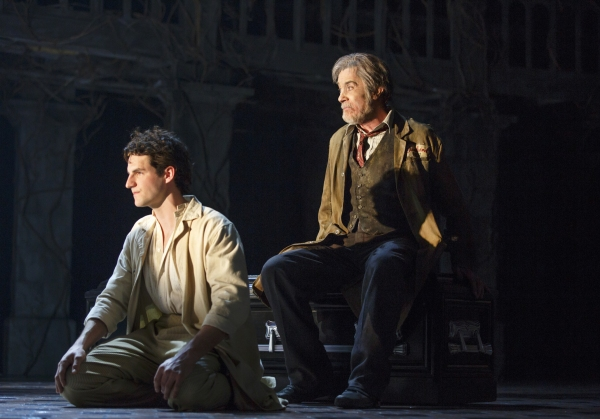 John Riddle and Roger Rees