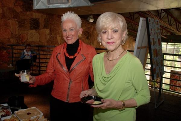 Barbara Daseke and Barbara Bigham Photo