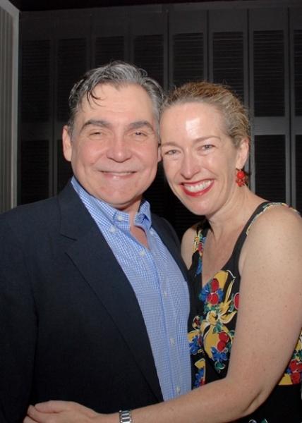 Terry Martin and Diana Sheehan Photo