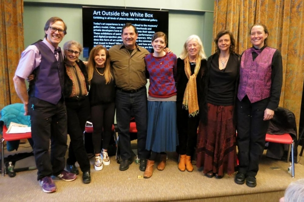 Photo Flash: Artists Talk on Art at Jefferson Market Library Features Top Sculptors & Experts